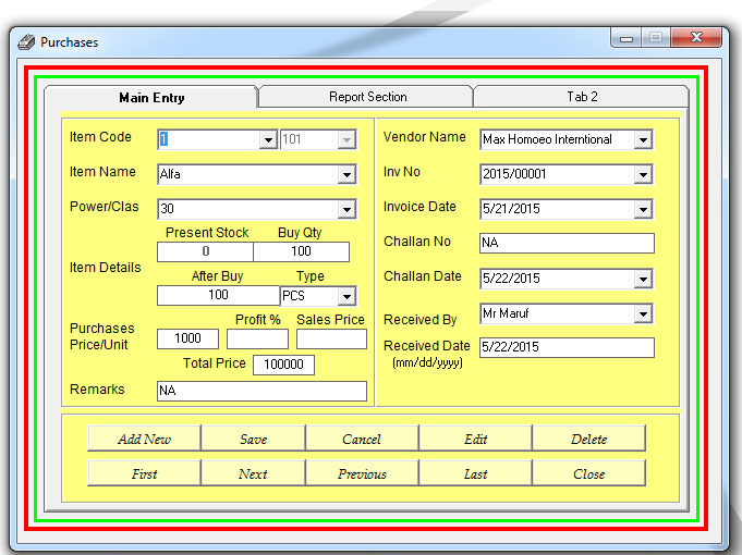 inventory and billing software free download