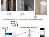 GSM Fire Alarm Sound / Fire Alarm Beeping