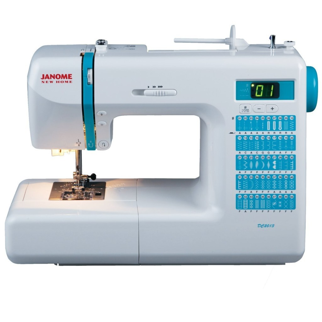 what is a mechanical sewing machine