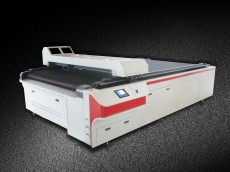 Auto Cloth Laser Cutter or Fabric Laser Cutting Machine