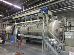 List of Dyeing Machine for Fabric dye in Textile