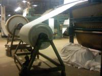 Stenter Machine Fabric inlet