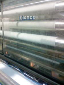 stenter bowing control unit bianco