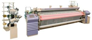 Air Jet Loom for Human