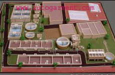 common effluent wastewater treatment plant