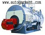 Steam Boiler and steam engine