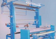 Folding Machine works as fabric folders in Textile Mills