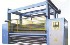 Raising Machine is used for Textile Finishing inTextile Mill