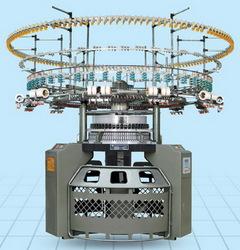 Single Jersey Knitting Machine Information Auto Garment
