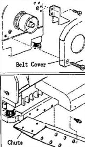 Installation Procedure of Overlock Machine
