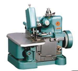 Overlock first sewing machine