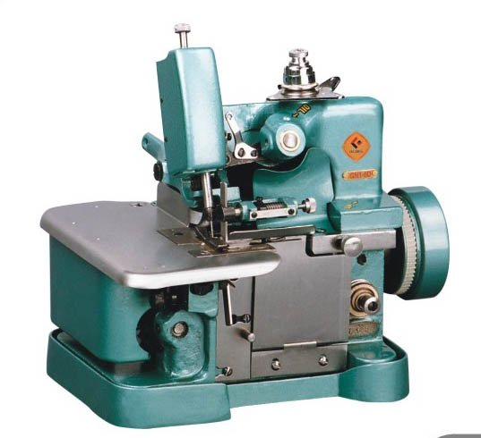 overlock stitch on sewing machine