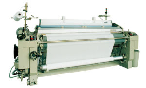 Water Jet Loom is a Weaving Machine for Looming
