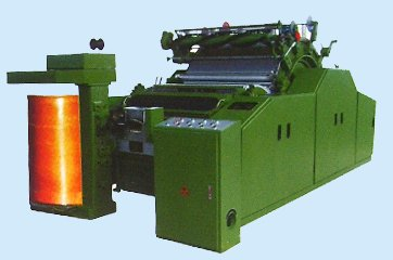 Carding Machine for Fibers and Fabrics