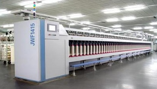 Simplex Machine Spinning Process Of Textile Technology