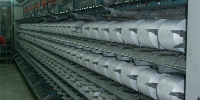 Texturizing Machine is a Textiles Equipment for Yarn