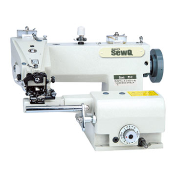 What is Blind Stitch? How Blind Stitching Machine Works?