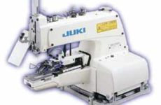 Button Attaching Machine. Juki Button Stitching Machine