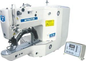 bar tack machine sewing