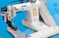 Feed of the Arm is Chain Stitch Sewing Machine
