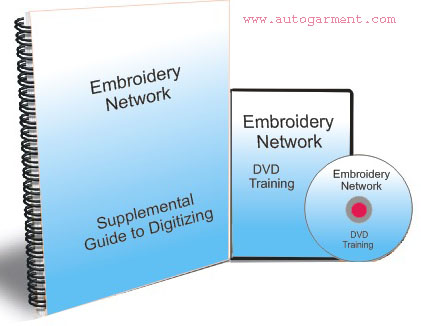 Embroidery Machine Network