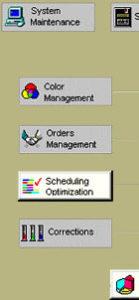 Online Monitoring of Dye Machine