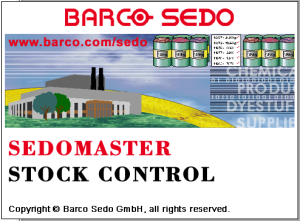 Barco textile management software
