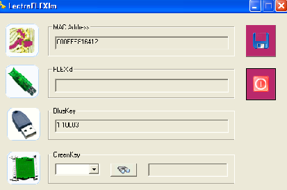 FLEXid Number for Lectra Flexlm License Server