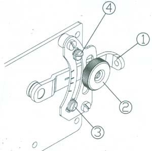 Adjusting Differential Feed Ratio