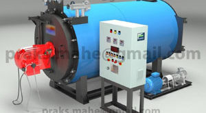 Water Tube Boiler Animation and Boiler Mechanism