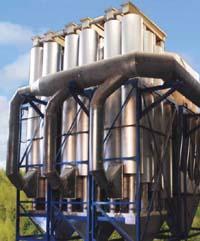 Biomass Boiler Particle Matter Emission Control Technologies