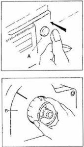 Adjustment Repair of Stitch Length