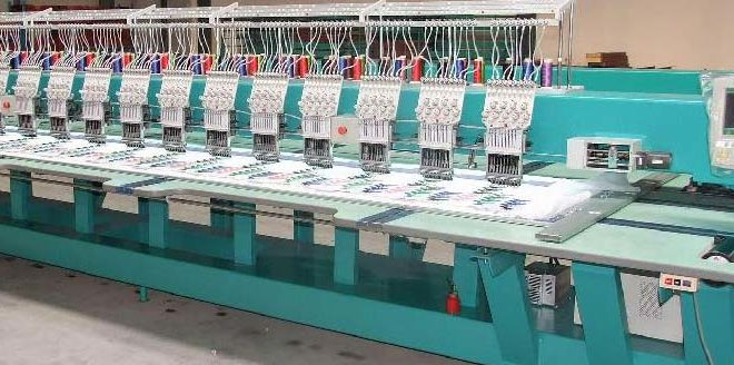Automatic Trimming Machine for Embroidery. Dress Trimmings