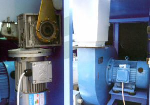 Characteristic of Rotor Spinning Machine