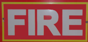 Fire Protection physical security policy
