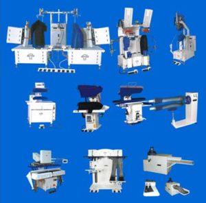 Finishing Machine for Garments Factory