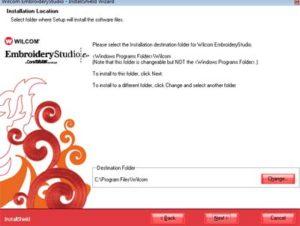 wilcom embroidery studio e1.5 crack free download Next to Proced 11