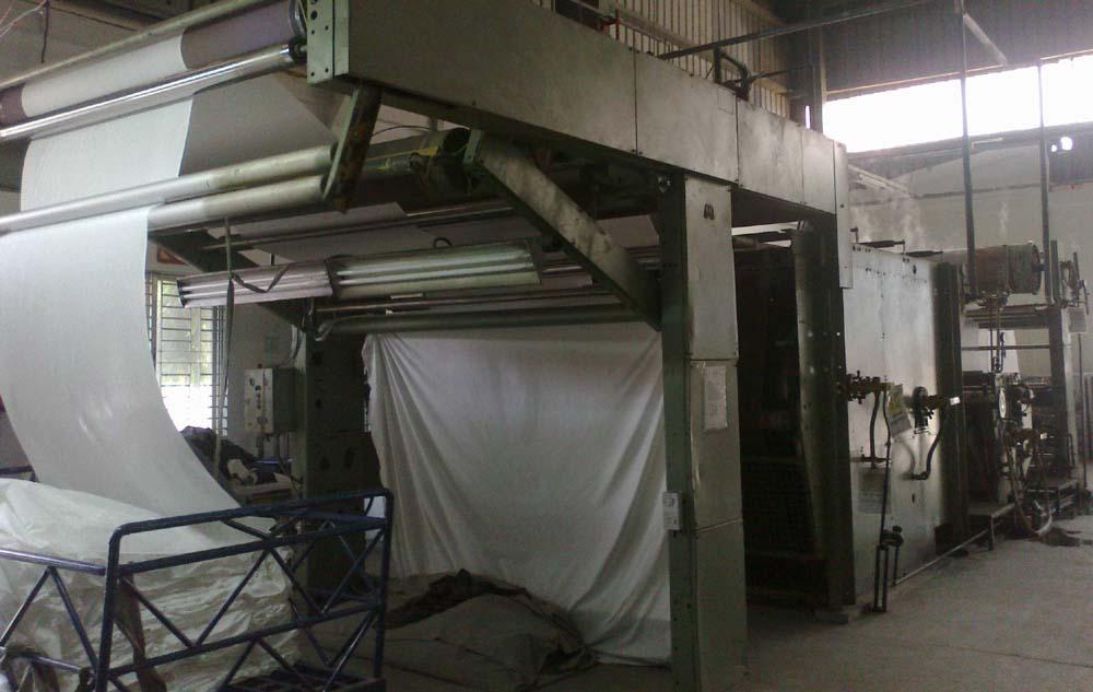 How Monforts Sanforizing Machine Works?