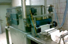 Pad Steam Dyeing Machine