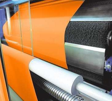 How Peach Finish Machine Works For Fabric Auto Garment