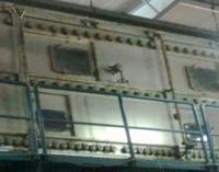 Steamer of Scouring Machine and Bleaching Machine