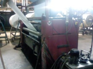 Thermosol Dyeing Machine - Dye Padding Unit
