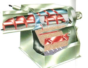 Abrasive separator
