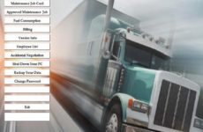 Online Vehicle Management System Software