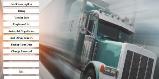 Online Vehicle Management System Software