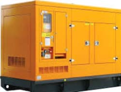 Generator List and Standard Operating Procedure