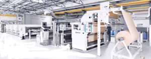 Stenter Machine Process