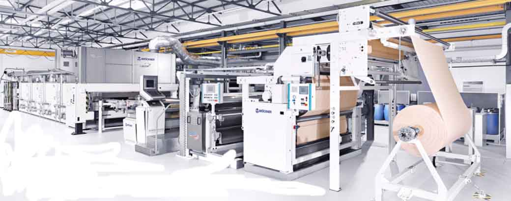 Stenter Machine Process