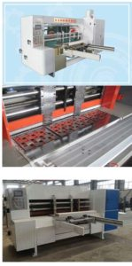 Feeder unit of carton making machine