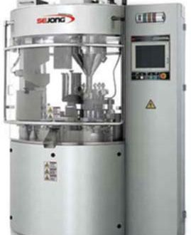 Fully Automatic Capsule Filling Machine Procedure